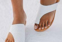 Sandalet seçimlerim