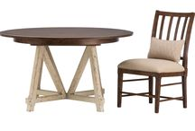 dining room furniture... / Dining Room Furniture - tables, chairs, benches, hutches, storage, buffets / by Schneidermans Furniture