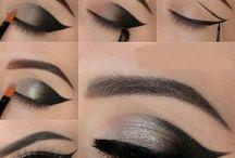 maquillajes dramaticos