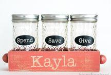 Ideas for kids saving