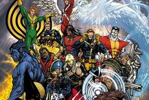 X-Men/Marvel but mostly X-Men