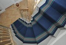 Off The Loom Stair Runner | Berwick 2