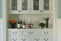 Kitchen Bookcase / by Christy Stickley