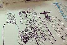 Sketchbook - Welton Santos - B