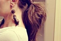 Hair. / by Fer Cabello