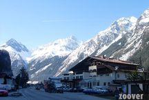 Besneeuwde toppen in Europa / Hier vind je de op Zoover best beoordeelde wintersport accommodaties in Oostenrijk.