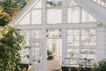 L'orangeries / Green houses