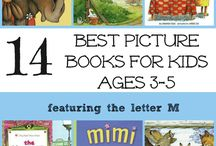 Books for the kids / by Amy Hugie