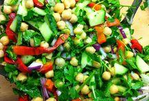 Glutenvrije salades