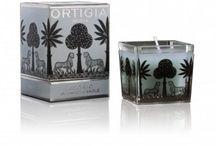 Ortigia / Organiske duftlys fra Italia