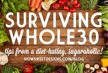 Whole 30- Eating Clean / Whole 30 recipes to try  / by Angela H