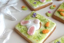 Decoration (cookies - easter, spring)
