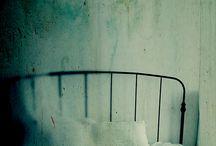 Bedrooms / by Beth dos Santos