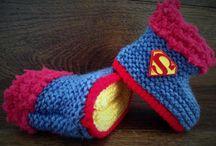Crochet, Knit & Sew