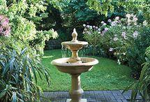 Backyard Oasis / A piece of heaven in my own backyard! / by Rissa Huntley