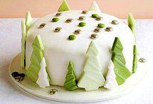 Торт на НГ
