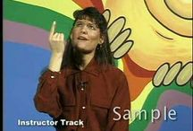 Sign language / by Janice Dagney