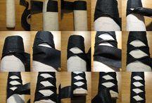 rucky plrtenie samursjskeho meca
