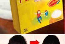 cosas para cabello