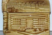 Cookie Jars 8  (McCoy) / by Bonnie Allinder