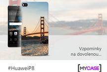 Huawei P8 / Nech se inspirovat originálními kryty na Huawei P8! Začni tvořit na www.mycase.cz