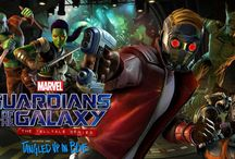 Guardians of the Galaxy . Telltale Series