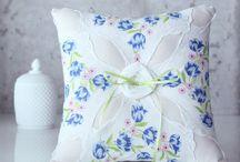 Wedding Ring Pillows / by Carla Arismendy