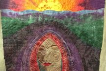 Goddess Quilts by Leah Day / by LeahDay.com