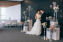 Свадьба на 18 этаже / Свадьба на нашей уникальной площадке на 18 этаже!