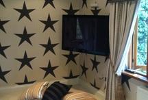 Home; boy room