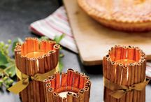 Thanksgiving - Crafts & Decor / decorating ideas for Thanksgiving