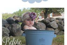 Carson Photo Shoot Ideas / by Marissa Isaacs