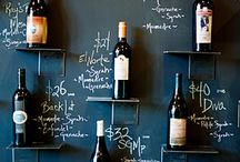 wine displays