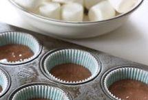 marshmallow cupcakes