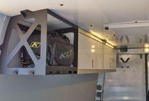 Sprinter cabinets