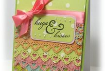 creating cards ♥♥♥ / by Donna Parker