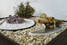 fontes de jardim / by Andreia Maria