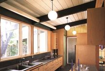 Kitchen & dining / Ideas to pull together for future reno / by Annabelle Agnew