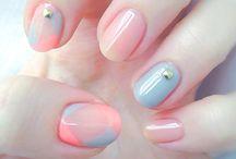 爪nail