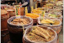 Marktplätze in aller Welt / In der Kultur der Lebensmittel auf den Marktplätzen erkennt man viel über die Menschen im Lande