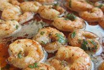 Food-Seafood / by Stacia Hitzfelder