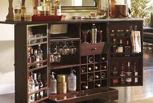 Idéias de Bar / Idéias de como fazer um bar na churrasqueira da Garagem.