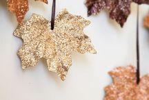 Autumn Wedding -golden rays