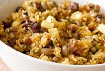 Arroz / receitas com arroz