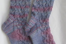 Knitting designed by me / by Ruth Greenwald