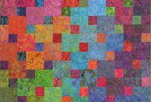 bali batik quilt