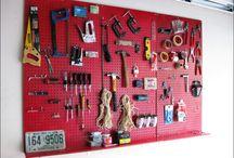 Organized Garage / by Getting Organized Magazine