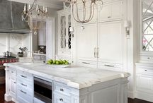 Kitchens / by Stacey Mays