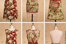 Aprons are so cute!! / by Jan Fletcher-Hammond