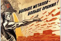 russian propaganda posters